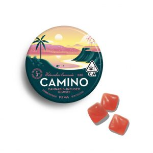 "Camino Watermelon Lemonade ""Bliss"" Gummies"
