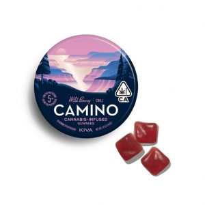 "Camino Wild Berry ""Chill"" Gummies"