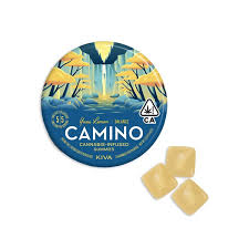"Camino Yuzu Lemon ""Balance"" Gummies – 100mg"