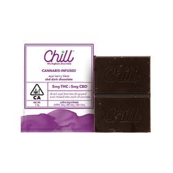 Chill Mini – Acai Berry Blast Dark – 10mg