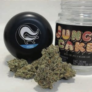 Jungle Cake by Kush Boys